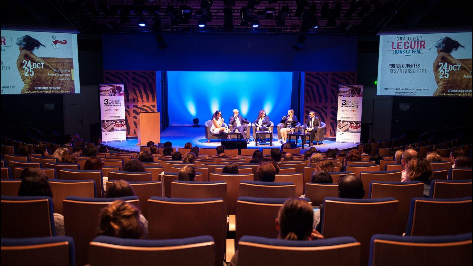 6 – 7 février 2020 : 4ème Rencontre nationale de la visite d'entreprise en Pays de la Loire