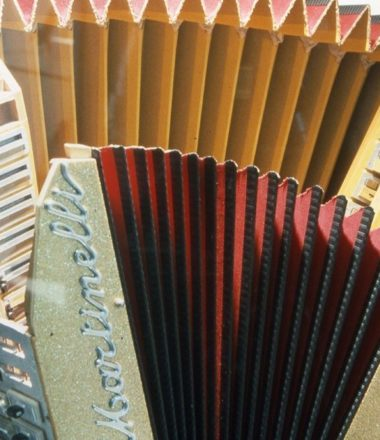 LA BOITE D'ACCORDEON