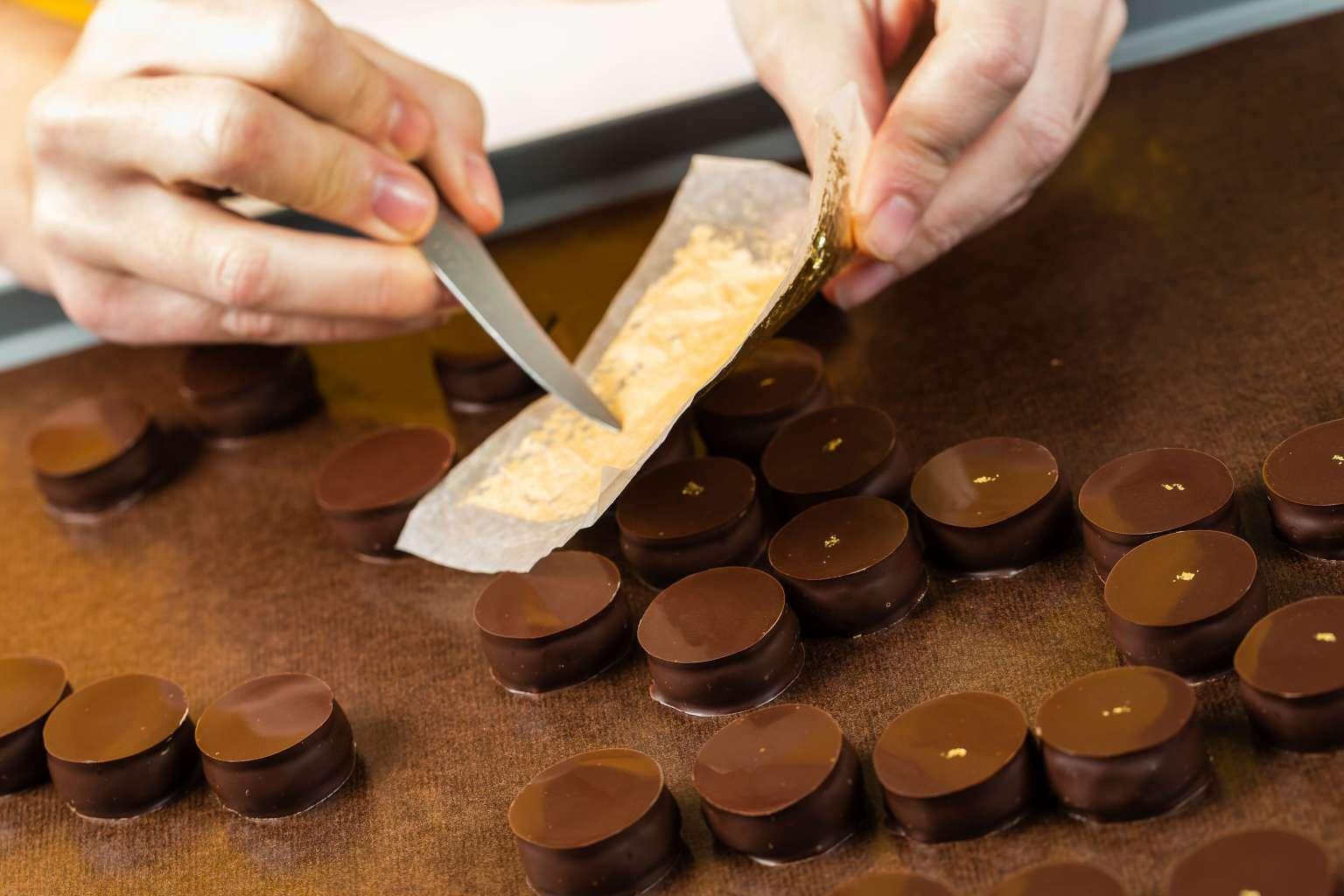 Chocolaterie Paris Caramels – Allonne