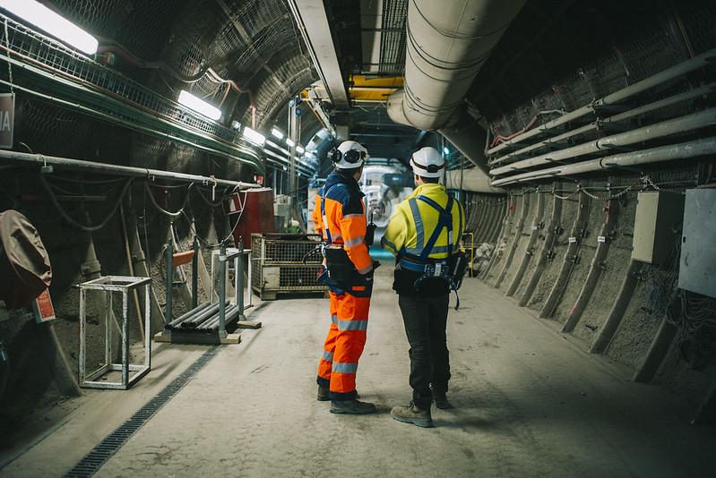 Andra_CMHM_galerie du laboratoire souterrain c_S.Lavoué
