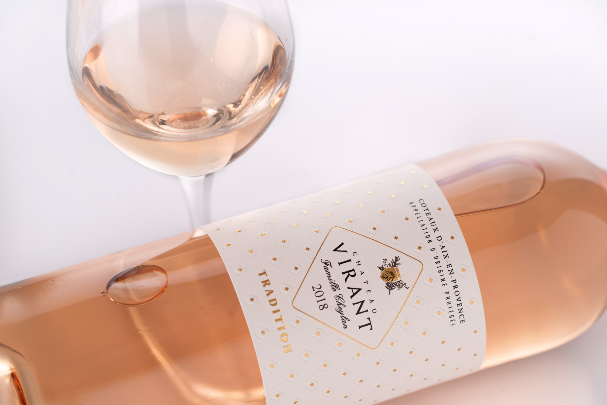 Chateau Virant_Tradition rosé 2