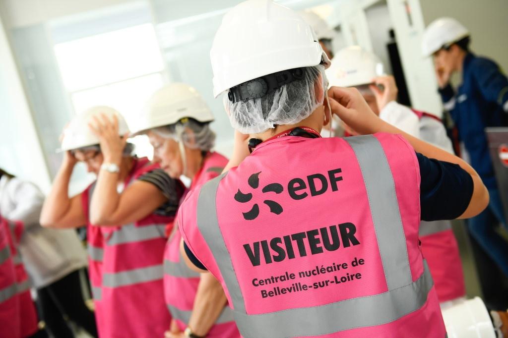CNPE EDF de Belleville sur Loire JIE 2019 c_CAPA Pictures Philippe MONTIGNY