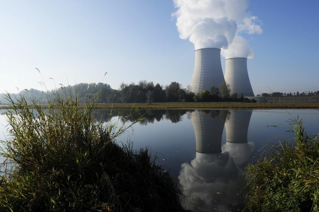 CNPE EDF de Belleville sur Loire vue exterieure c_EDF Pierre Merat