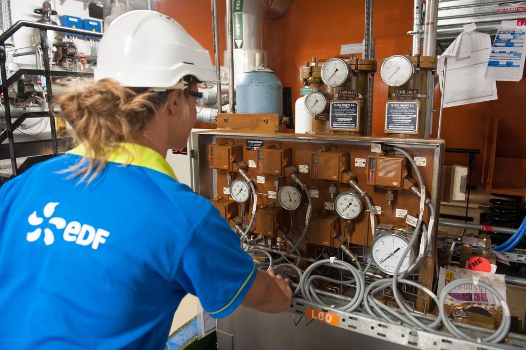 EDF CNPE de Civaux c_Patrice Dhumes photographe interne.2