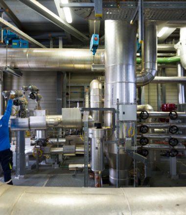 EDF – CENTRALE A CYCLE COMBINÉ GAZ DE BOUCHAIN