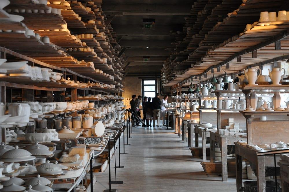 Entreprise_et_Decouverte_Bernardaud_Circuit de visite de la Manufacture à Limoges