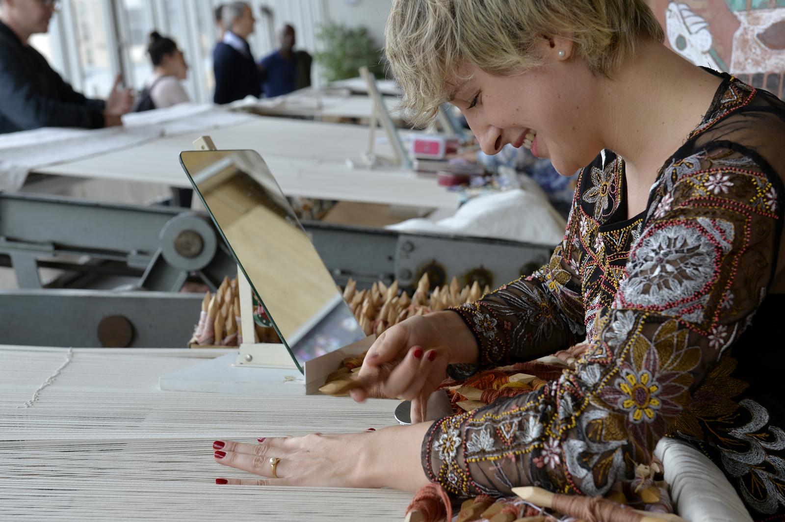 Manufacture nationale de la tapisserie de Beauvais (1)