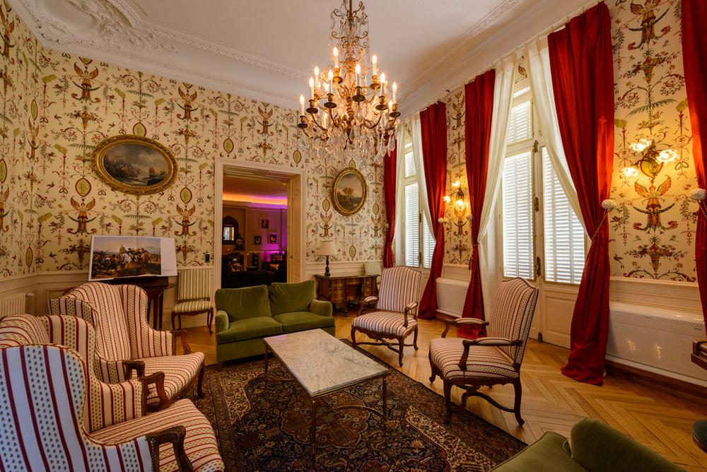 Salon Napoléon – Courvoisier – Yann Le Quellec.2