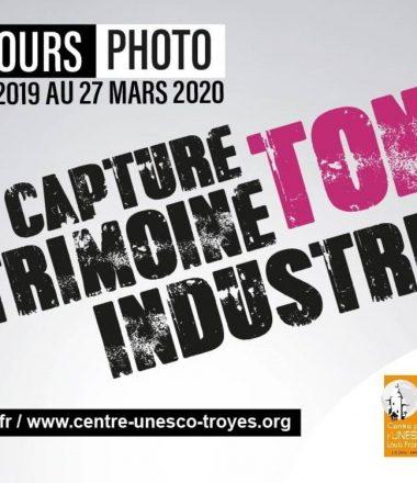Concours Photo Grand Est : «Capture ton patrimoine industriel»