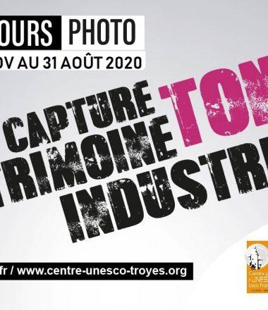 CAPTURE TON PATRIMOINE INDUSTRIEL – CONCOURS PHOTOS