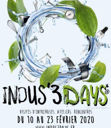 Indus'3 days