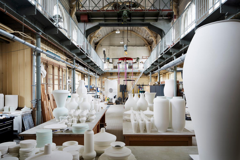 Manufacture de Sèvres – Ateliers – Copy Lorenz Cugini
