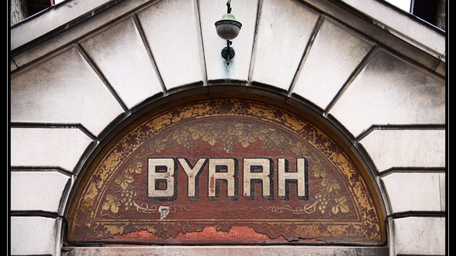 5 choses que vous ne savez peut-être pas sur les caves Byrrh