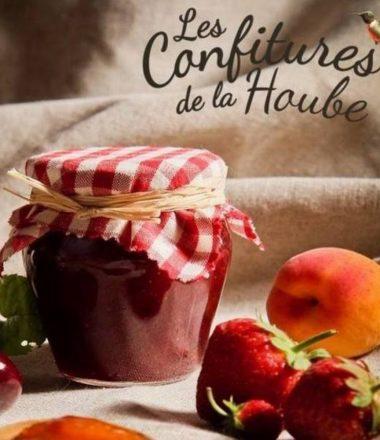 LES CONFITURES DE LA HOUBE