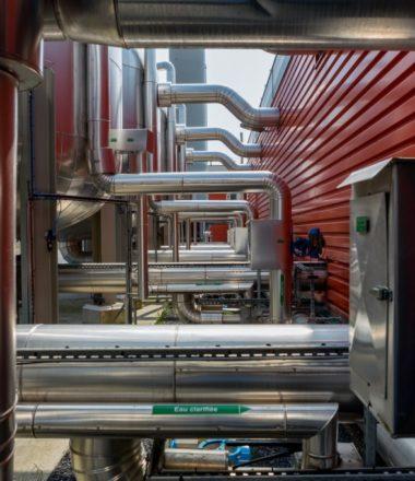 EDF – CENTRALE THERMIQUE DE BOUCHAIN