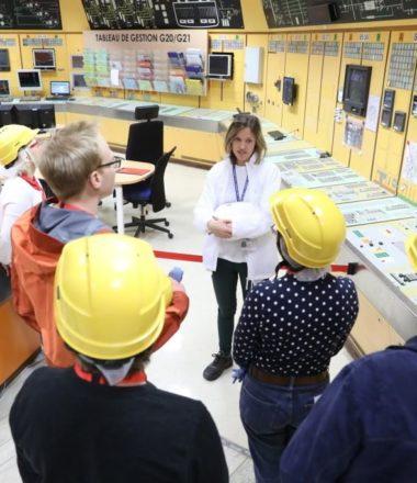 EDF – CENTRALE NUCLEAIRE EN DECONSTRUCTION DE CREYS MALVILLE
