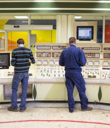 EDF – CENTRALE NUCLÉAIRE DE SAINT-LAURENT-DES-EAUX