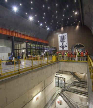 EDF – CENTRALE HYDRAULIQUE DE MONTEZIC